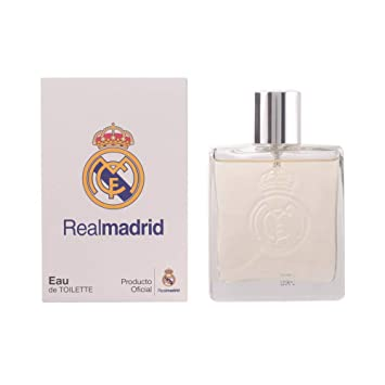 Real Madrid Eau De Toilette 100ml Official Product