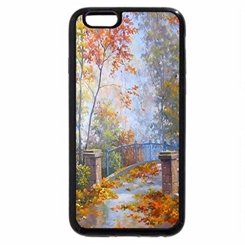 iPhone 6S / iPhone 6 Case (Black) Autumn art