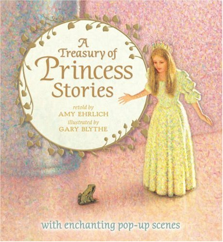 A Treasury of Princess Stories (For Kids Stories Princess)
