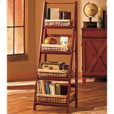 Ladder Shelf (Walnut)