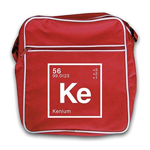 Periodic Flight Ken Dressdown Retro Bag Red Element Uqgq5wvxC