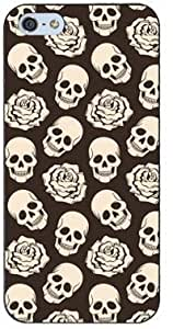 Buyitcase Horror Cool Skull Pirate Personality Iphone Case for Iphone 5 Iphone 5s Hard Black Cover Unique Custom Iphone Case 04