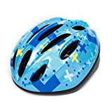 SUNVP Kids Toddler Bike Helmet Multi-Sport Skateboarding Skating Cycling Scooter Safety Protect Gear Adjustable Bicycle Helmet for Boys Girls Review