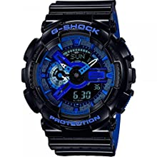 Casio Reloj Analógico-Digital para Hombre Correa en Resina GA-110LPA-1AER