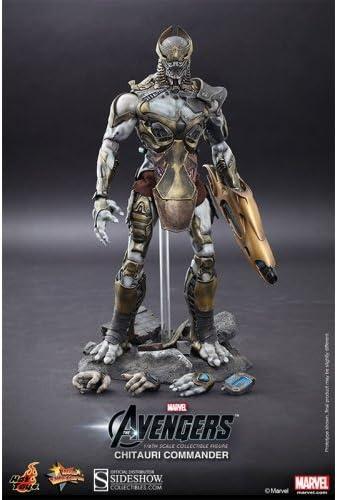 "Avengers Marvel Chitauri 6/""-Scale Marvel Villain Action Figure Toy"