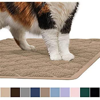 Amazon Com Kittycentric Cat Litter Mat With Scatter