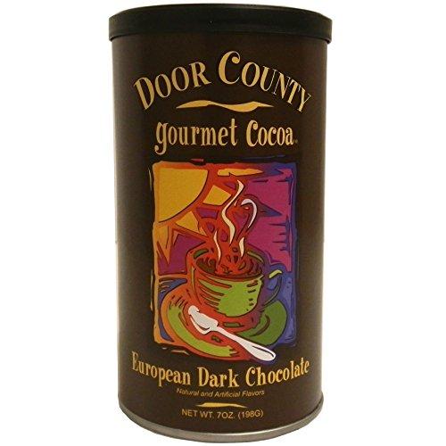 Hot Cocoa, European Dark Chocolate, 7oz Tin ()