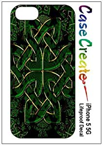 Celtic Cross Decorative Sticker Decal for your iPhone 5 Lifeproof Case