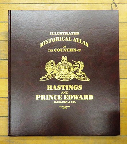 Illustrated historical atlas of Frontenac, Lennox and Addington Counties, Ontario J.H. Meacham & Company