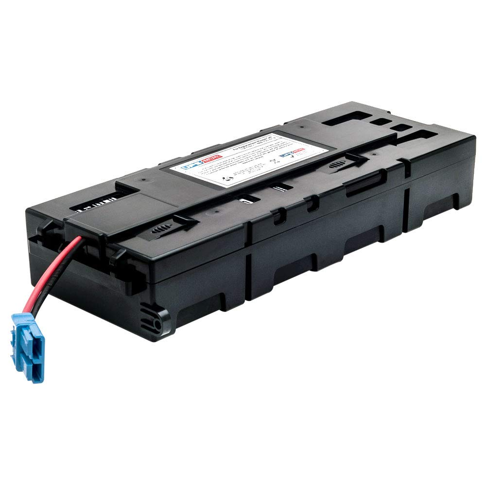 New Battery Pack for APC Smart UPS X 750 Tower/Rack 120V SMX750-NMC Compatible Replacement by UPSBatteryCenter by UPS Battery Center