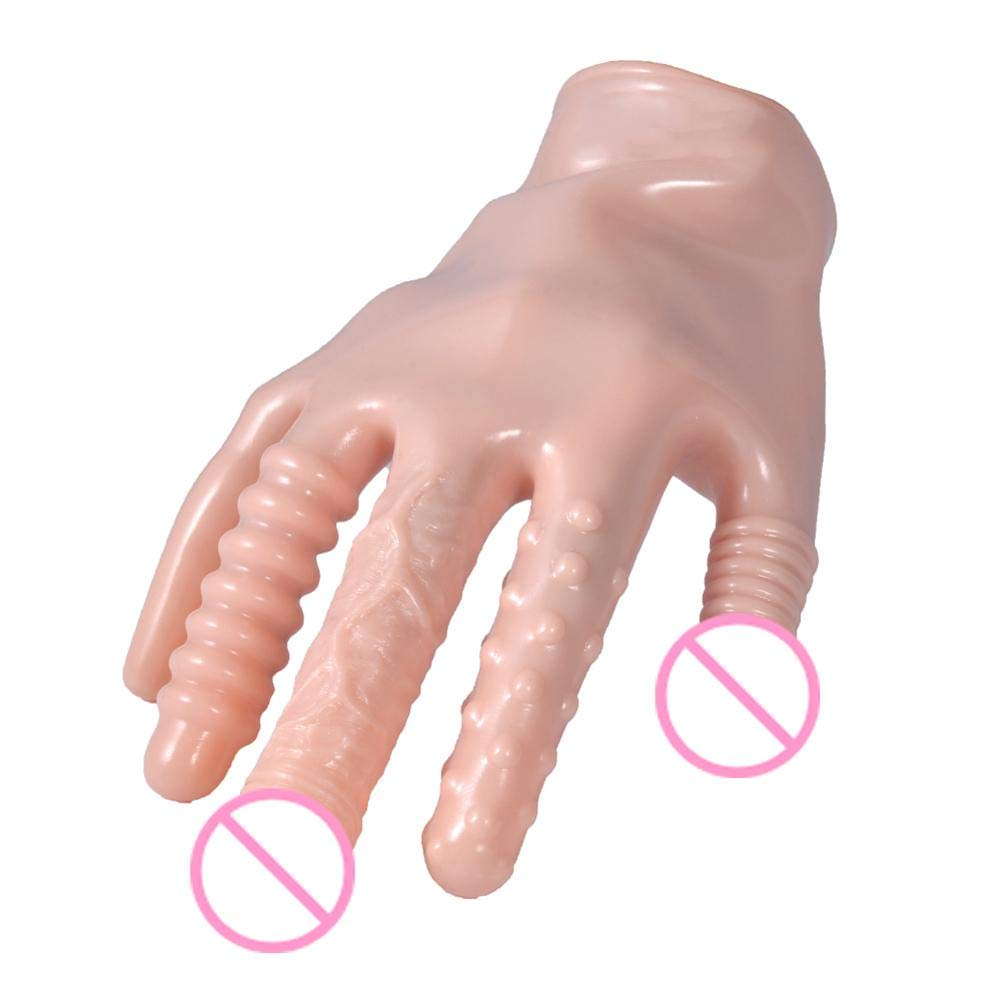 Amazon.com: Palm Finger G-Spot Vibrator Masturbation Glove Adult Sex Toys  Stimulator for Couples: Health & Personal Care