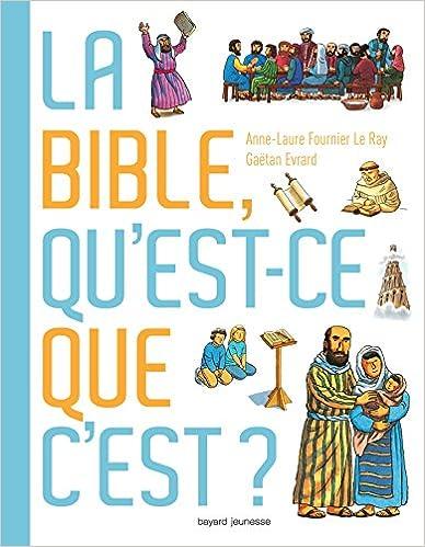 Livre gratuits Bible qu'est-ce que c'est ? pdf