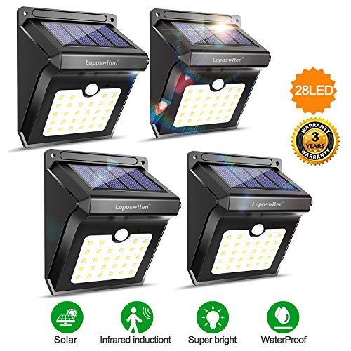 100 Led Solar Motion Light - 6