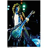 Jimmy Page - Led Zeppelin People Poster Print, 33x24