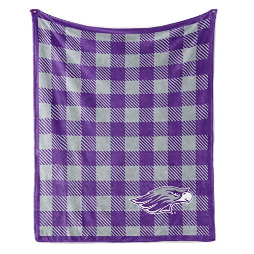 Official NCAA UW-Whitewater Warhawks - Light Weight Fleece Blanket - 50x60]()