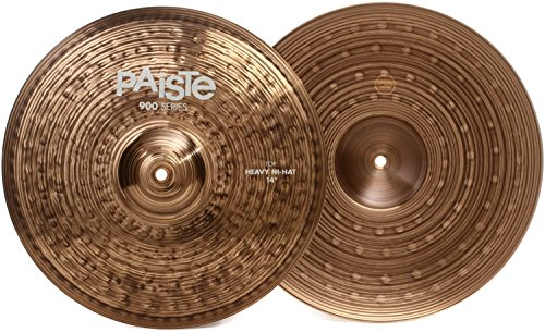 (Paiste 900 Series Heavy Hi-hat Cymbals - 14