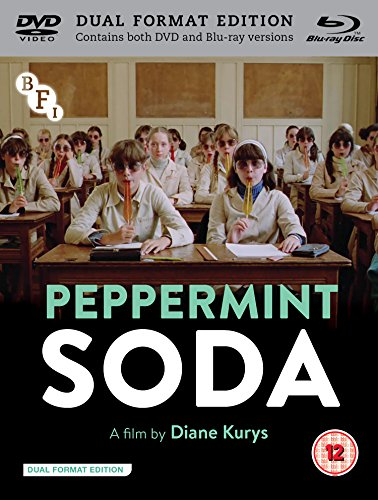 (Peppermint Soda [Blu-Ray Region B Import - UK])