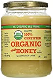 YS Organic Bee Farms CERTIFIED ORGANIC RAW HONEY 100% 3Pack (32 oz Each )