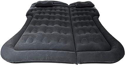 Colchón hinchable para coche con dos cojines de aire, colchón ...