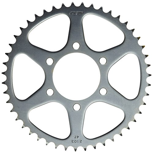 (Sunstar 2-210347 47-Teeth 428 Chain Size Rear Steel Sprocket )
