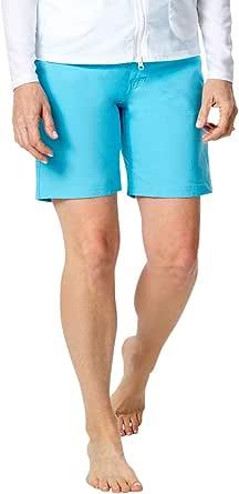 UV SKINZ Women's UPF 50+ Board Shorts
