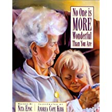 No One Is More Wonderful Than You Are by Nita Epoc (2003-01-01)
