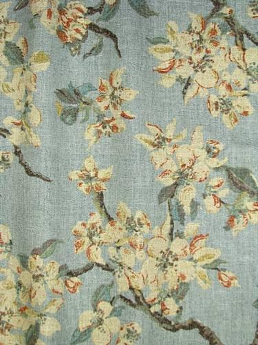- Ellen DeGeneres Bonnabel Mist Home Decorator Fabric