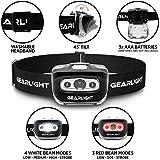 GearLight LED Headlamp Flashlight S500 [2