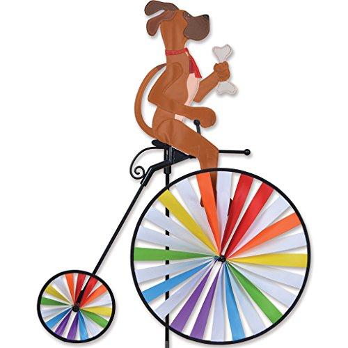 Premier Kites High Wheel Bike Spinner, Dog]()