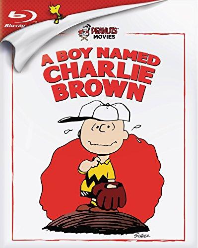 Peanuts:  A Boy Named Charlie Brown [Blu-ray]