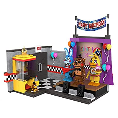 McFarlane Toys Five Nights at Freddy's The Toy Stage Large Set: Toys & Games