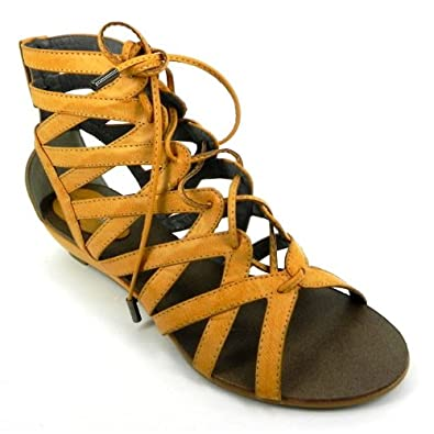 Salt & Pepper Jungen Sandalen Orange Orange