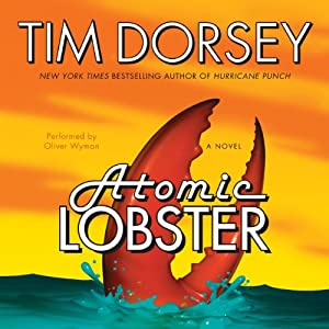 Atomic Lobster Audiobook