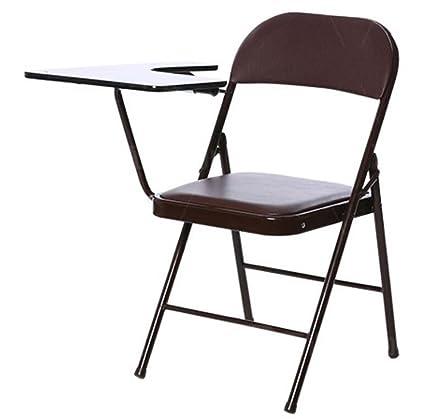 Strange Amazon Com Office Folding Backrest Chair With Desk Board Uwap Interior Chair Design Uwaporg
