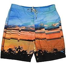 Tommy Bahama Pixel Pier Board Shorts Swim