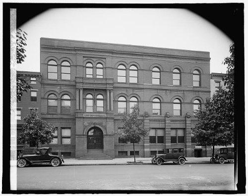 Photo: Georgetown Law School,Washington,D.C.