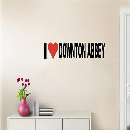 stickers muraux autocollant mural J\'aime l\'autocollant de ...