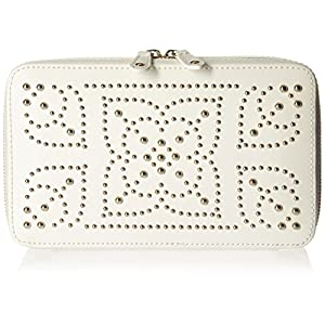 WOLF 308653 Marrakesh Zip Case, Cream