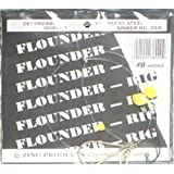 Gary Yamamoto Flounder Rigs #8 Hooks