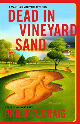Dead in Vineyard Sand: Martha's Vineyard Mystery #17 (Martha's Vineyard Mysteries)