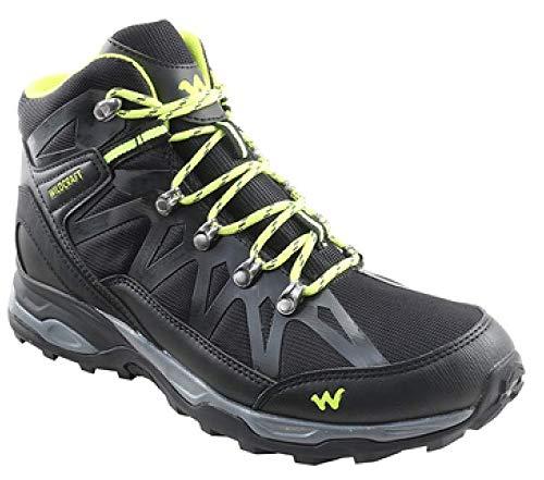 Gabbro Black Lime Trekking Boots