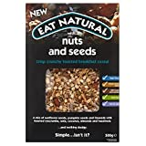 Eat Natural Toasted Muesli with Nuts & Seeds (500g)