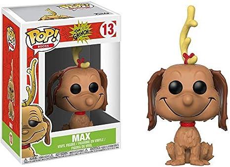 Funko Pop! - Figura de Vinilo MAX The Dog (21757)