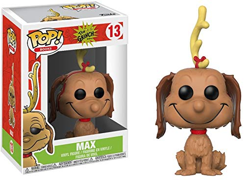 Funko Pop! - Figura de Vinilo MAX The Dog (21757)