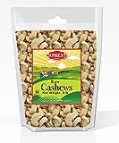 SUNBEST Natural Shelled Whole Raw Cashews (3 Lb)