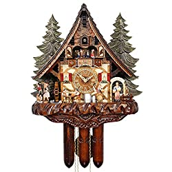 Adolf Herr Cuckoo Clock - Willy The Brewmeister