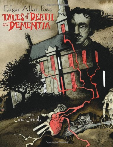 """Edgar Allan Poe's Tales of Death and Dementia"" av Edgar Allan Poe"