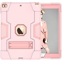 GoYi Funda iPad 10.2 (iPad 7/8, 7ª/8ª Generación, 2019/2020 Modelo), Carcasa Case Estuche Protección/Silicona + PC 3-In…