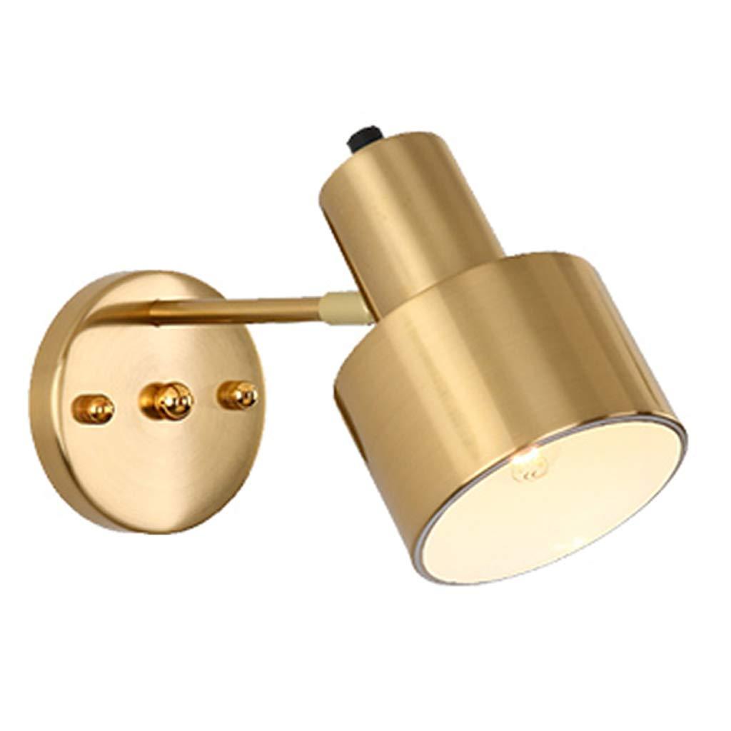Unbekannt QIQIDEDIAN Wandleuchte Badezimmer Spiegel Vorne Wohnzimmer Gang Studie Schlafzimmer Nachttischlampe