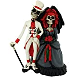 Nemesis Now Forever By Your Side Skeleton Couple Figurine by Nemesis Now